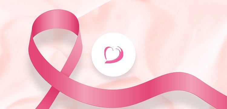 Outubro Rosa é um mês de conscientização para o combate ao câncer de mama