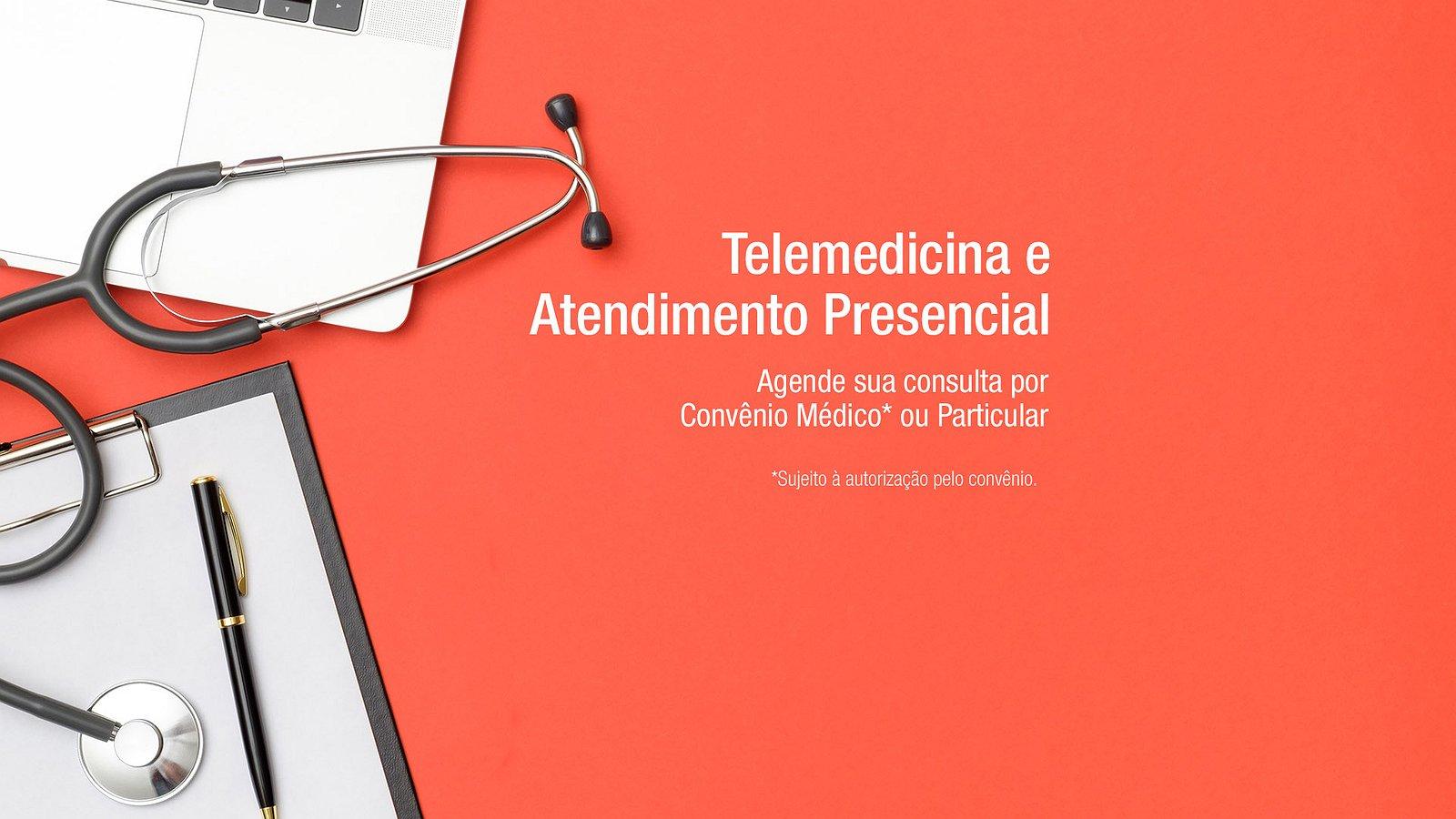 Telemedicina e Atendimento Presencial