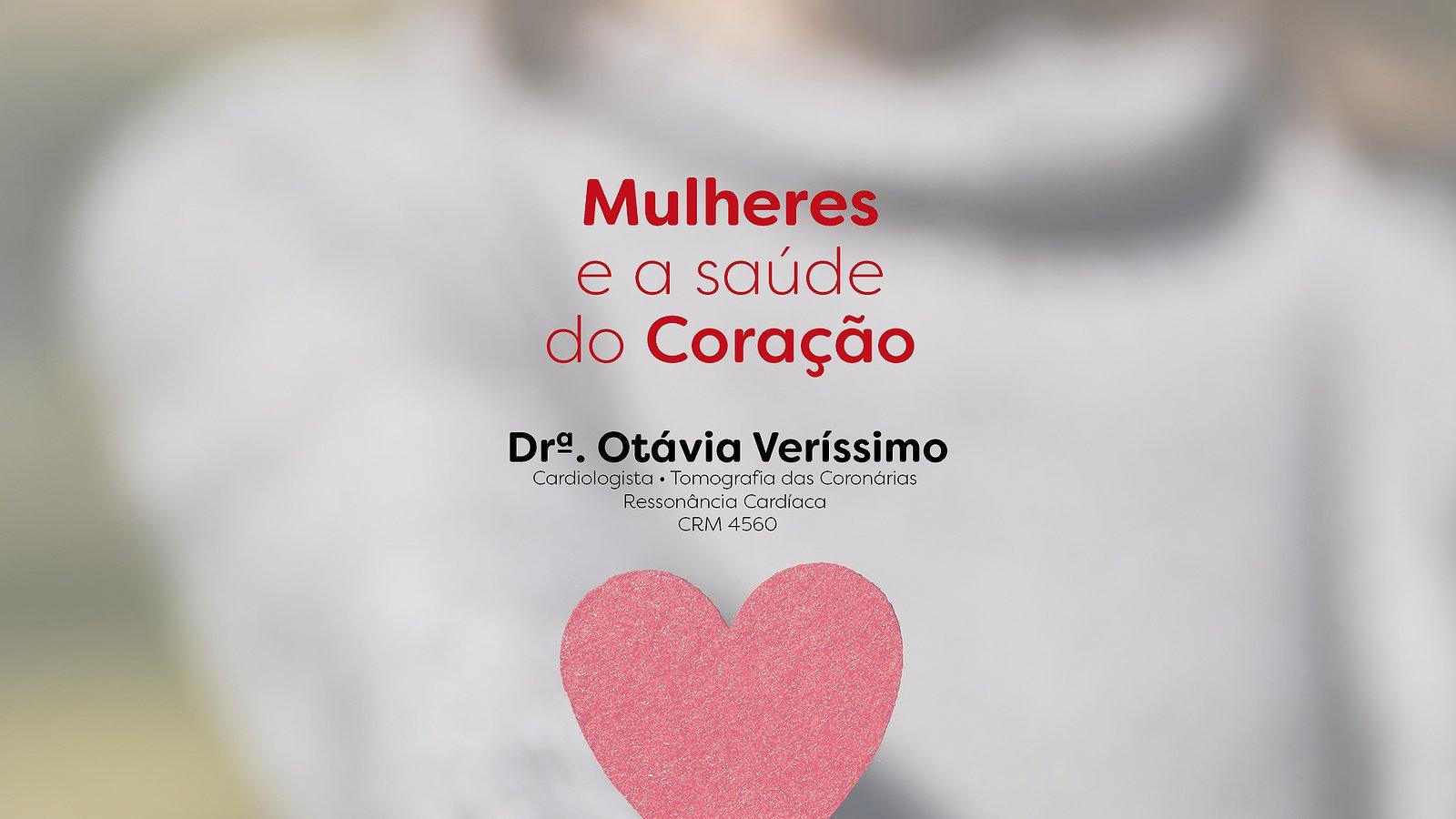 Mulheres e a saúde do Coração